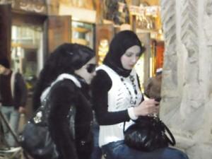 Ragazze siriane