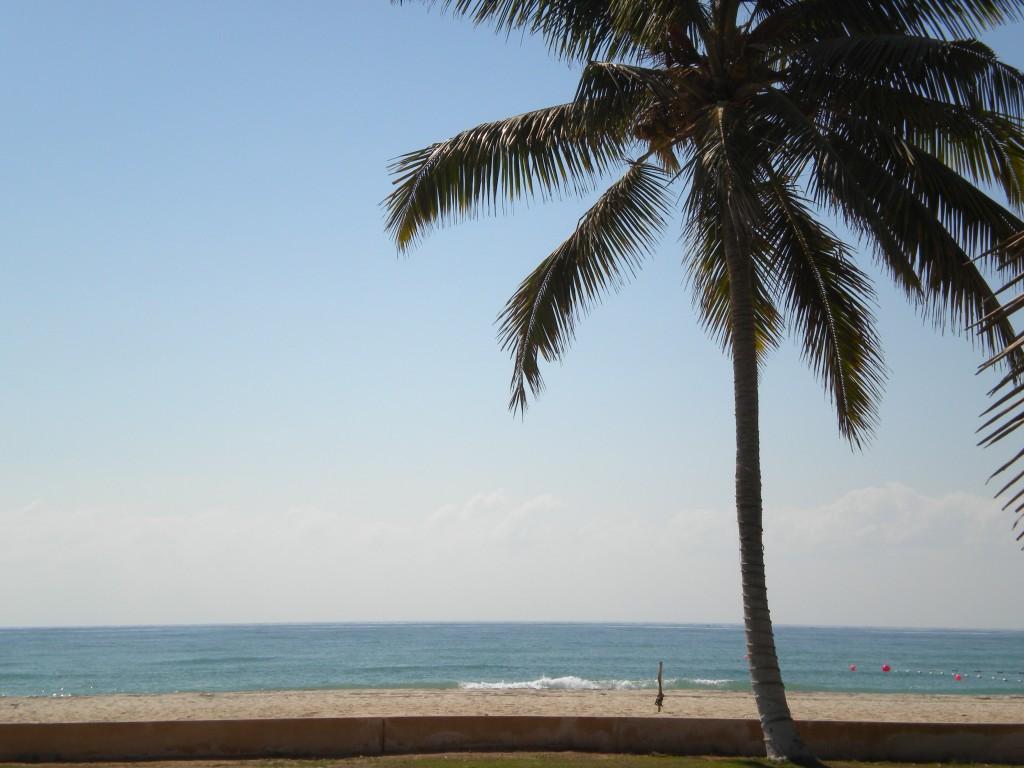 Il mare a Salalah