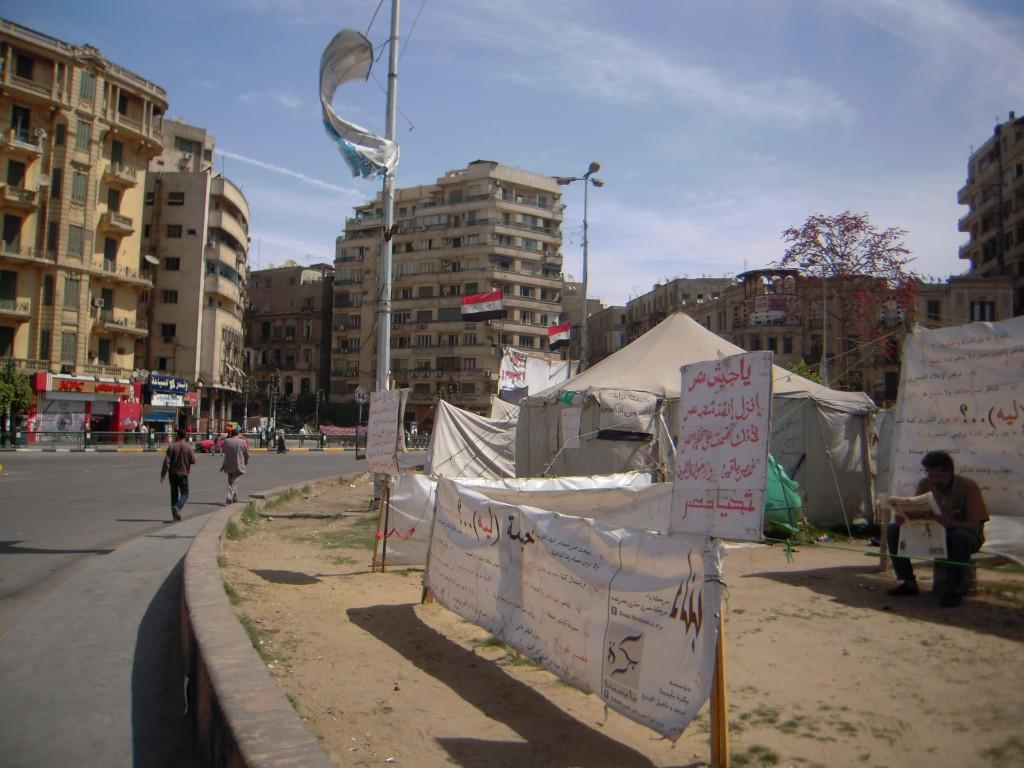 Piazza Tahrie 14 marzo 2013