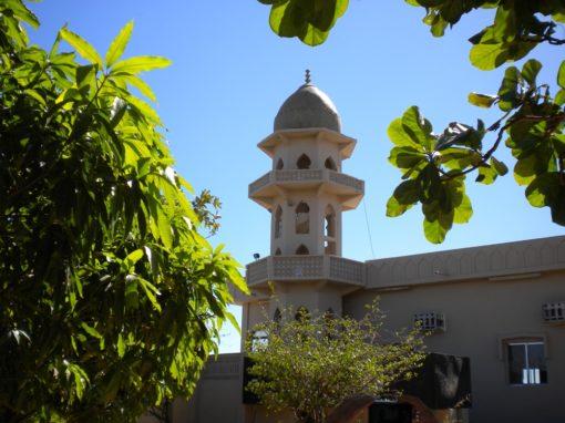 Moschea tomba di Giobbe