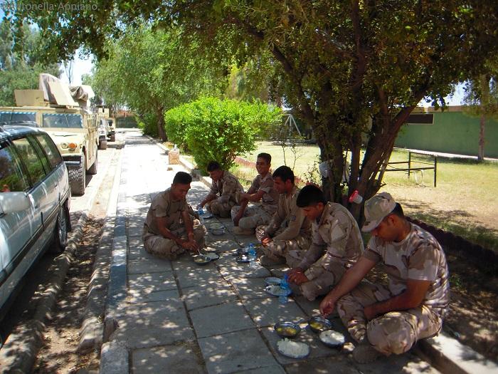 Peshmerga 15Base - Yalchi - Kirkuk