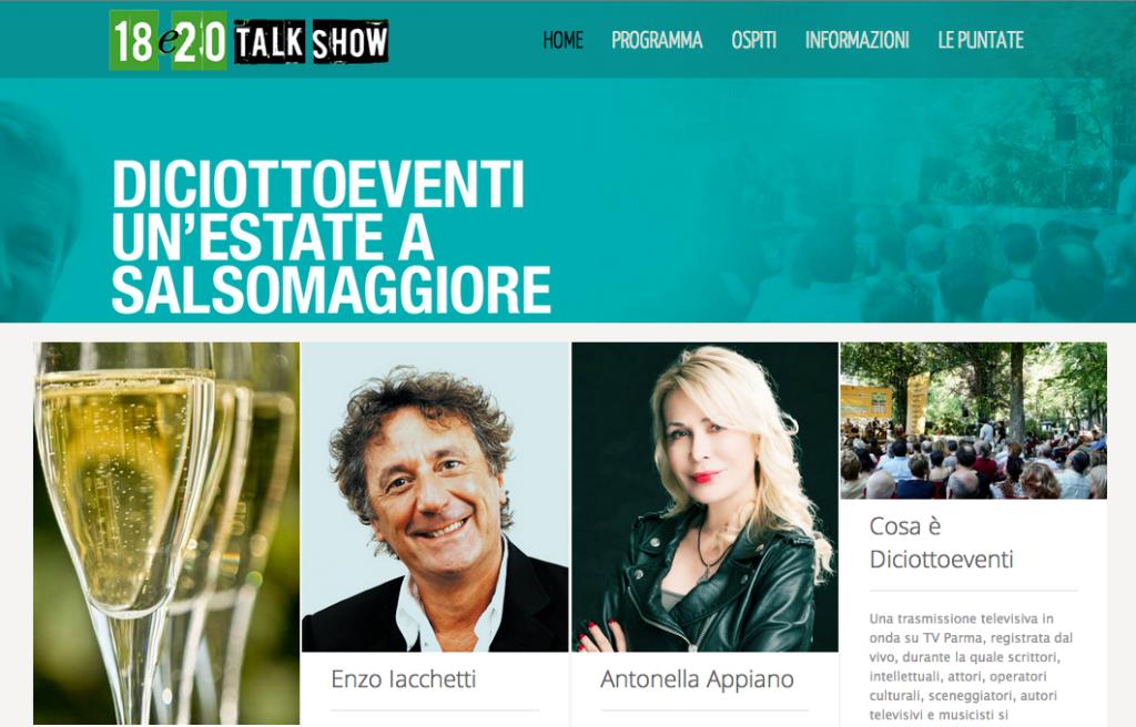 18e20 diciottoeventi Salsomaggiore - Antonella Appiano - 13 luglio 2014 - Salsomaggiore