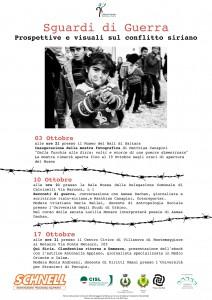 Sguardi di guerra - Montemaggiore al Metauro 17 Ottobre 2014