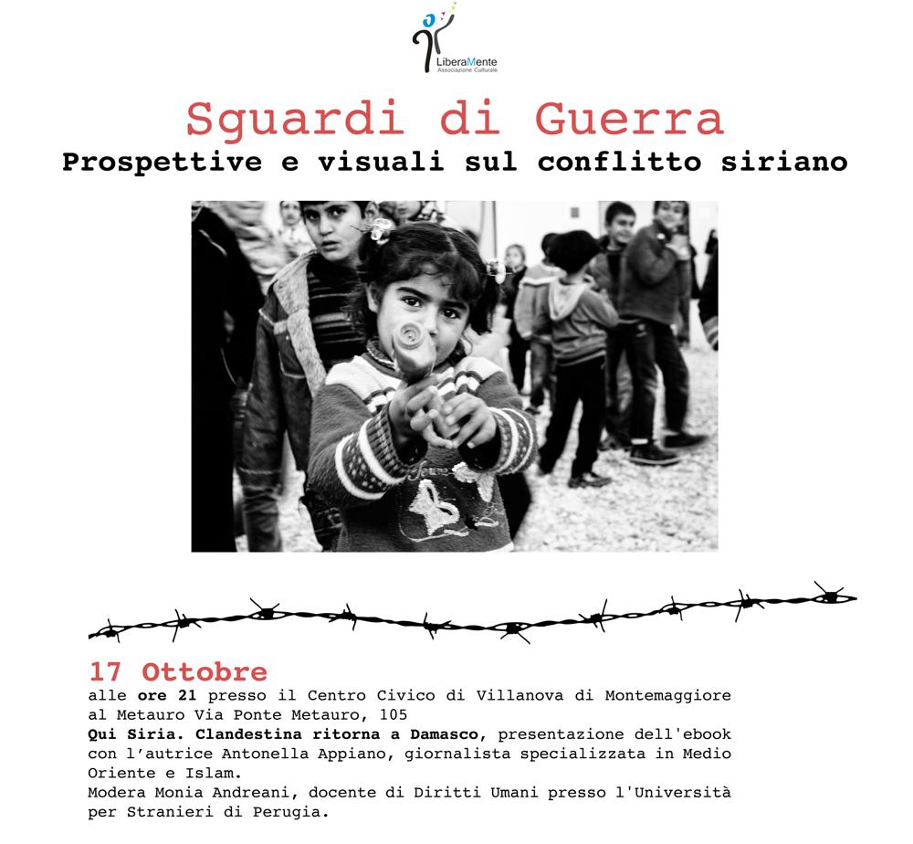 Sguardi di guerra - Montemaggiore al Metauro - 17 ottobre 2014