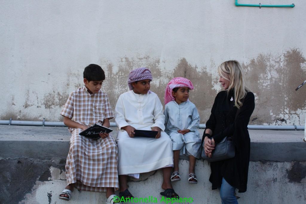 Khasab - Penisoladi Musandam. Oman