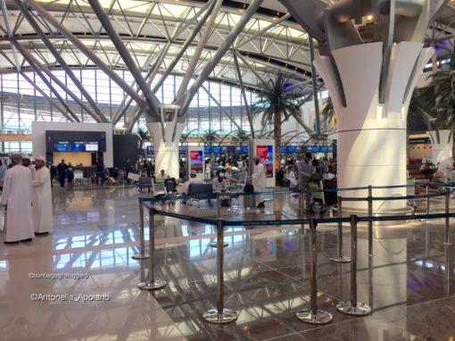 Aeroporto Internazionale - Muscat, Oman - 2018