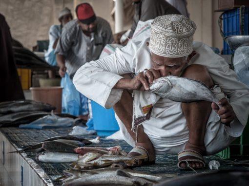 Vecchio Pescatore - Oman - Nilo Domanico
